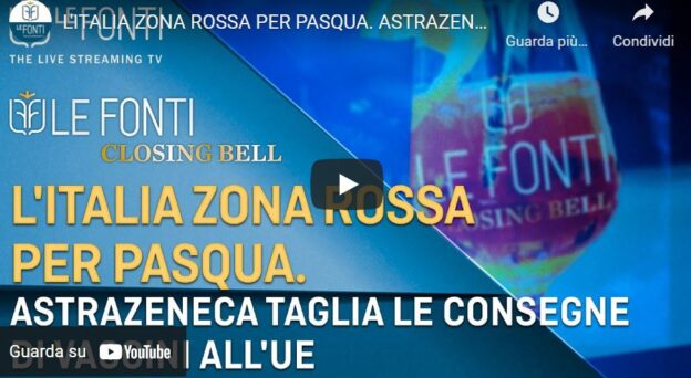 Intervista a Giampaolo Galli, Le Fonti TV, 13 marzo 2021
